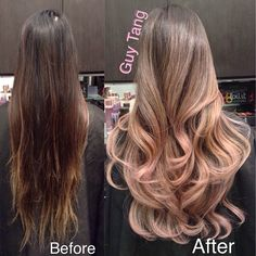 Ash brown with pink hue.