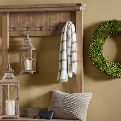 Laurel Foundry Modern Farmhouse™ Preserved Boxwoods Preserved Wreath