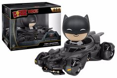 Batimobil Película Batman V Superman Funko Dorbz - $ 799.00 en MercadoLibre