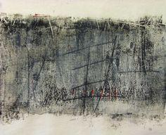 Joanne Batchelor - Landscape #4 - acrylic on canvas