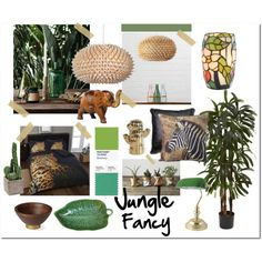Add some jungle vibes into your everyday life without leaving the country. Bring some wilderness into your home by simply mixing leafy prints and earthy tones. Bold Colors, Colours, Jungle Vibes, Interior Decorating, Interior Design, Earthy, Things To Come, Fancy, Interiors