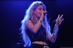 Handsome Ghost, Marian Hill and Misterwives lit up the Music Hall of Williamsburg on Tuesday night with an energetic homecoming. Big Music, Music Film, Marian Hill, Film Dance, Jessica Williams, Girl Gang, Celebs, Celebrities, King Queen