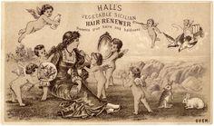 Vintage Hair Tonic image