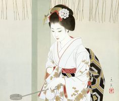 Japanesefashion  Painter Tathumi Simura ♡♡♡Blog originating the Lolita fashion is here ♡ http://www.wunderwelt.jp/blog/english