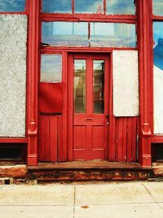 Calumet doorway