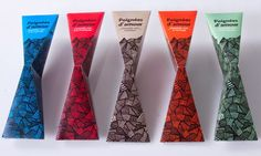 What an unusually shaped chocolate #packaging. Like it? PD