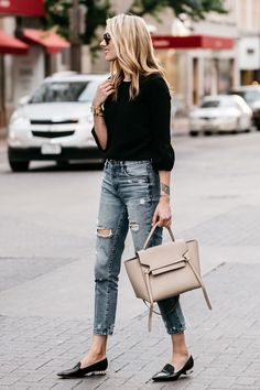 62085d6b4384 Fashion Jackson, Dallas Blogger, Fashion Blogger, Street Style, Black Bell  Sleeve Top