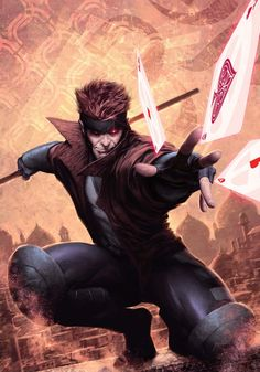 The Unofficial Gambit Costumes Suggestion Thread! - Marvel Heroes 2015