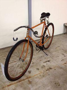 old track bike