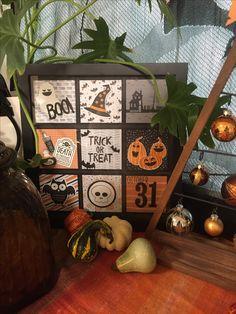 Stampin up Halloween