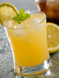 Lavender Lemon Cooler
