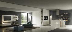Forma Isola | Collezione Cucine Design | COMPREX
