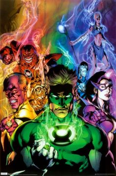 In brightest day In blackest night No evil shall escape my sight Let those who worship evils might Beware my power Green lanterns light