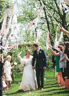 Aside from the fabulous photos ops, your wedding exit is the grand finale to one of the most spectacular days of your life. Jumpstart your happily ever after with our favorite wow-worthy ways to make a more than memorable exit.