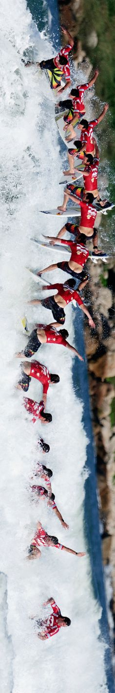 That's how you do it. #redbull #surf