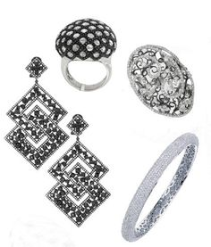 Deco jewellery collection (Jacob & Co)