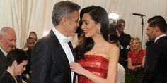 George and Amal Clooney's Cutest Moments  - ELLE.com