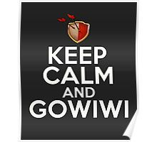 Keep Calm And GoWiWi Clash of Clans, Logo, Funny, Geek, Style  Poster