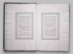 Bodoni Manuale Tipografico. 1818