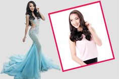 Dewina Petrus Guriting for Miss Universe Malaysia 2017 – Know more about the beauty