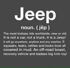 Jeep Life is the Best Life.