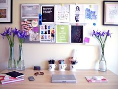 How to Feng Shui Your Home Office with Colors, Plants, Desk Direction and Decoration Ikea, Dorm Decorations, Trendy Mood, How To Feng Shui Your Home, Desk Inspiration, Desk Inspo, Bedroom Inspiration, Desk Space, Study Space