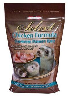 Marshall Premium Ferret Diet - 4 Lb Chicken