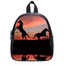 d2d460d4091 63 Best Horse Backpacks for School images   Drawstring backpack ...