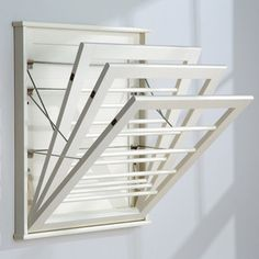 Wall Mounted Drying Racks For Laundry Room Diy Drying Rack  Wall Mount Spaces And Walls