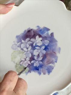 Risultati immagini per impressionistic porcelain painting