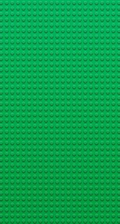 Green LEGO wallpaper