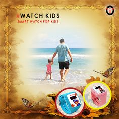 No amount of riches can make you a smart parent! It's about learning & hard work. Buy an xWatch Kids, IoT smartwatch today!