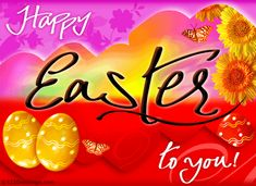 Slim Image: Happy Easter Photo Cards