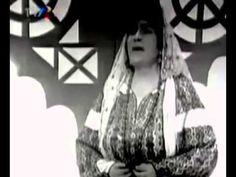Maria Lataretu - Mai tii minte mai draga Marie (inregistrare Televiziunea Romana) - YouTube