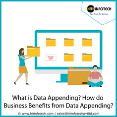 If you don't know, appending means to add to something. Therefore, data appending means to add to data. In a business environment, it's imperative to know just about everything about your customers. From what they bought, so when they bought it. #DataAppending #DataAppend #EmailAppending #PhoneApppending #Reverseappending #Email #MissingData #DataScraping #NewBlog #USA #France #UAE #businessgrowth #technology Data Cleansing, What Is Data, Data Conversion, Data Processing, Everything About You, Data Entry, Data Collection, News Blog, Uae