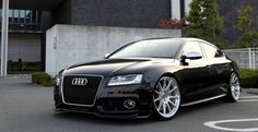 Audi S5 Sportback sedan
