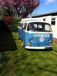 vw in Campers, Caravans, and Motorhomes Vw T2 Camper, Camper Life, Vw Bugs, Vw Pickup, Vw Vanagon, Combi Vw, Volkswagen Bus, Cover Pics, Campervan