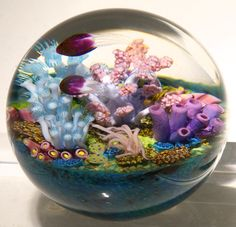 Jelly paperweight - Cathy Richardson