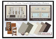 Client work Presentation Sample, Interior Presentation, Sample Boards, Interior Design Boards, Concept Board, Color Schemes, Gallery Wall, Wood, Frame
