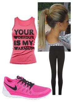 """""""Untitled #7"""" by dancergirl78 ❤ liked on Polyvore featuring NIKE"""