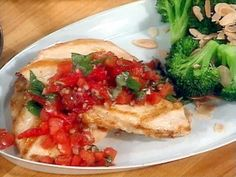 Mouth Watering Tomato Basil Chicken