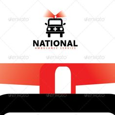 National Ambulance Logo By Sixthlife On Graphicriver A Template Suitable For Services That Provide Emergency Service