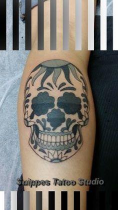 Crâne mexicain.
