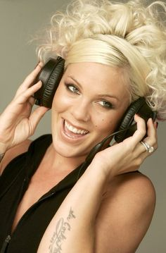 """I change my mind so much I need two boyfriends and a girlfriend.""  -Alecia Moore (P!NK)-"