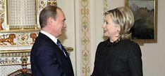 Hillary Clinton Recalls Hairy Story About 'Misogynist' Vladimir Putin | HuffPost