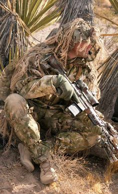 MCM Cobra with Hood (ghillie suit foundation) Sniper Gear, Airsoft Sniper, Airsoft Guns, Tactical Gear, Military Camouflage, Military Gear, Special Ops, Special Forces, Ghillie Suit