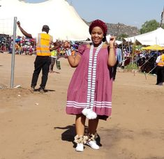 Pedi Traditional Attire, Sepedi Traditional Dresses, South African Traditional Dresses, Traditional Wedding, Latest African Fashion Dresses, African Dresses For Women, African Attire, African Women, Crystal Wedding Dresses
