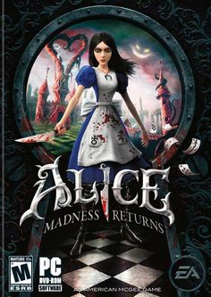 Alice - The Madness Returns (absolutely LOVING this game right now!)