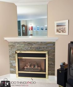 Terrific 67 Best Fireplace Update Ideas Images In 2019 Fireplace Home Interior And Landscaping Ologienasavecom