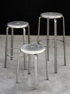 DEMIAN STOOL Design Maurizio Peregalli